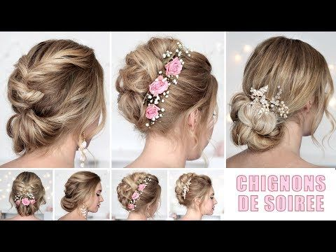 41 Tranquille Coiffure Mariage Cheveux Courts 2017