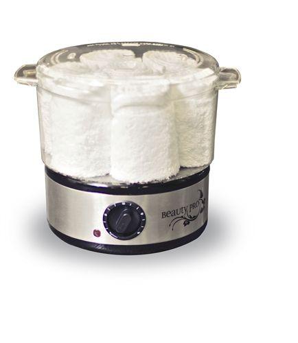 Towel Warmer Barbershop: BEAUTYPRO Hot Towel Steamer