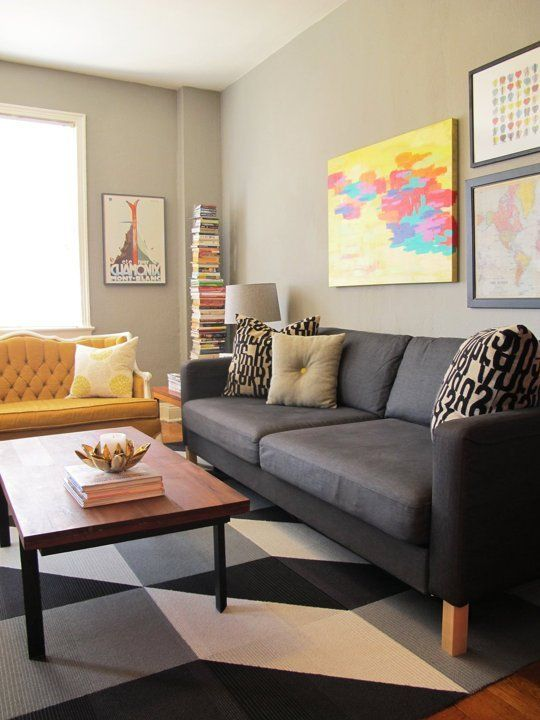 Awesome Apartment Therapy Sofa Ideas - Decorating Interior Design ...