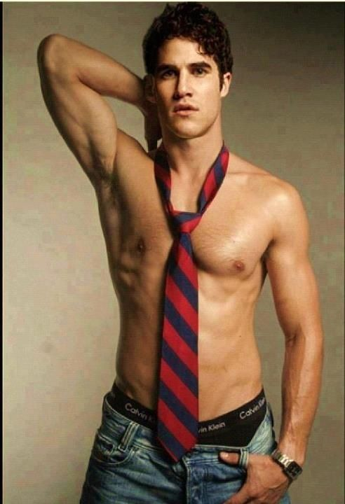 when people say glee is stupid... i remind them to check out those glee men ;)
