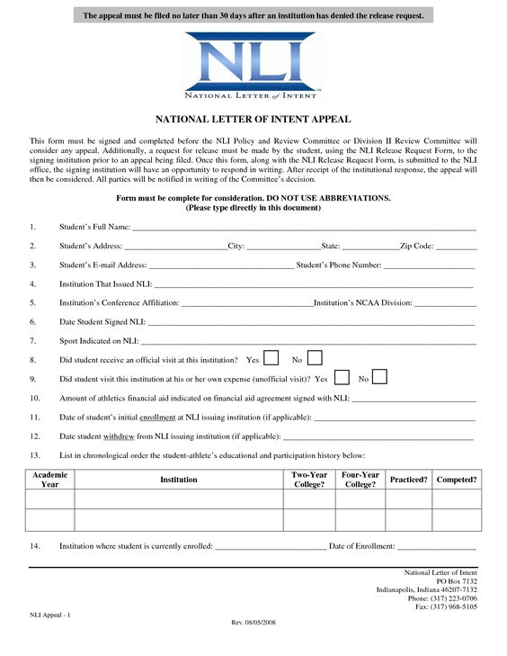 National letter of intent template,National Letter of Intent - loi letter sample