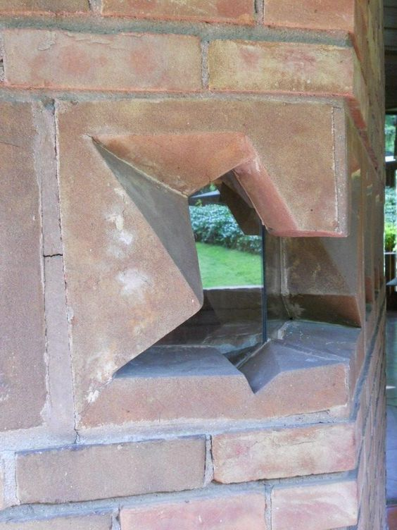Usonian the o 39 jays and photos on pinterest for Palmer house ann arbor