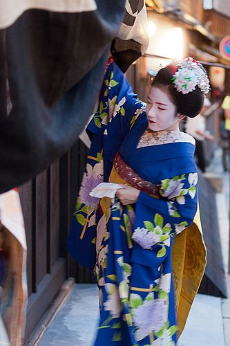 After Dancing the Gion Festival. | Flickr - Photo Sharing!