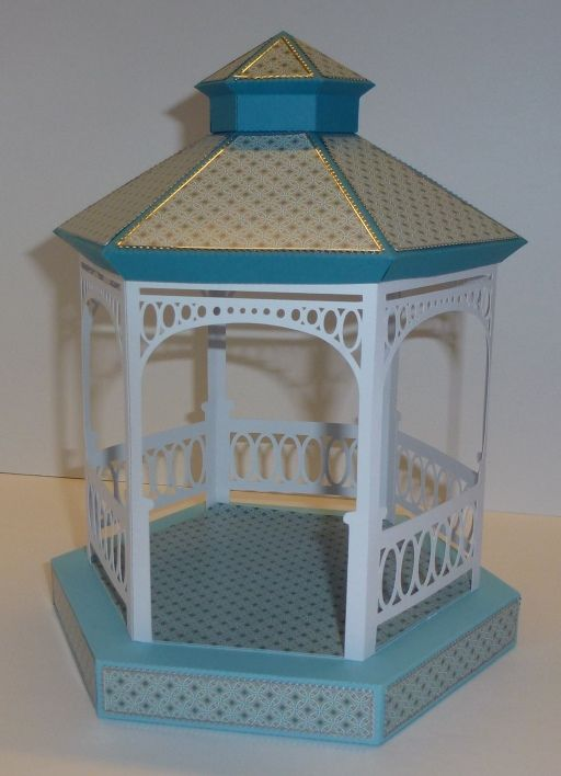 Gazebo 3 Monica 39 S Creative Room Die Cutting Files 2