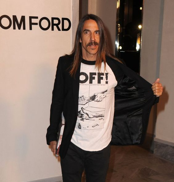 Red Hot Chilli Peppers frontman Anthony Kiedis was asked by Maxim this year whether he would eat a fatty steak or some tempeh for his last meal, considering he was a vegan.