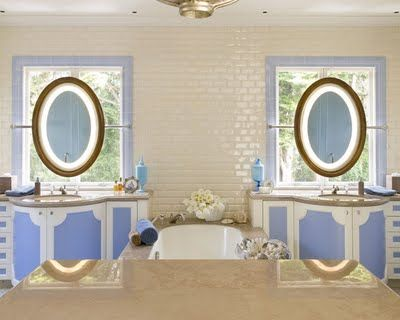F L A S H D E C O R - Ванная: раковина под окном?