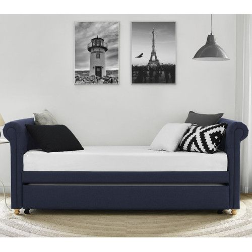 Found it at Wayfair - Sipple Daybed with Trundle