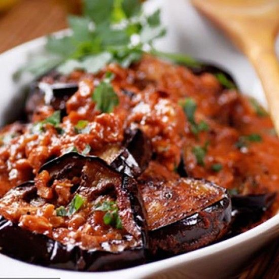 طريقة عمل المسقعة المصرية وصفات طبخ أكلات اللحوم Comfort Food Food Veg