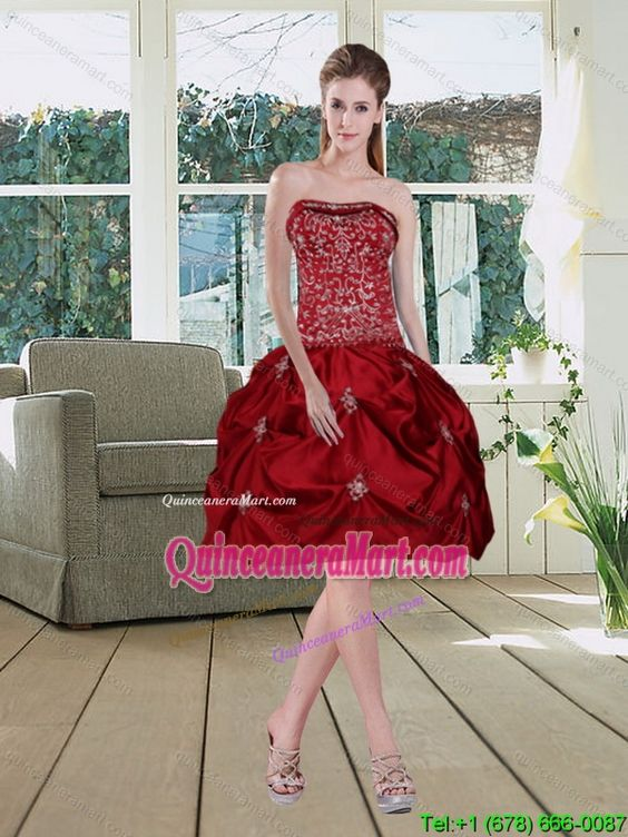 prom dresses-short dress-cheap dresses-dama dresses-2015 dama ...