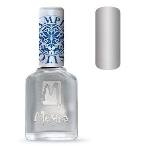 COMING SOON Moyra Stamping Nail Polish- No. 08 (Silver)