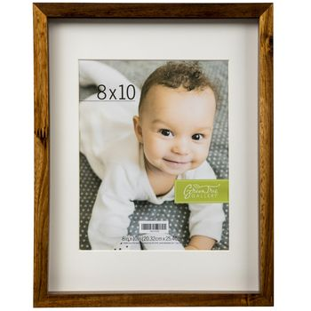 Brown Wood Wall Frame 8 X 10 In 2020 Frames On Wall Wood Wall Frame