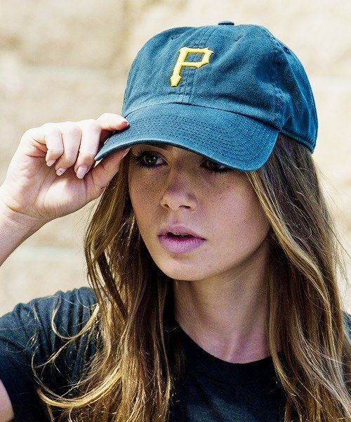 Abduction even with a baseballcap she stayed beautiful (lily collins)