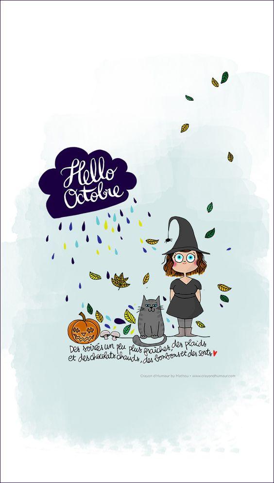HELLO OCTOBRE AVEC MATHOU