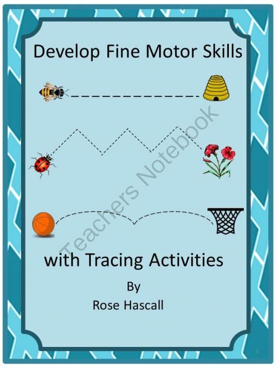 Activities Fine Motor And Graphics On Pinterest