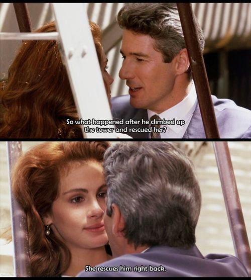 8 Pretty Woman Quotes That Will Empower You As A Woman Pretty Woman Quotes Movie Quotes Favorite Movie Quotes