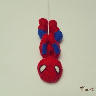 Timart: Super Heróis. Homem Aranha.