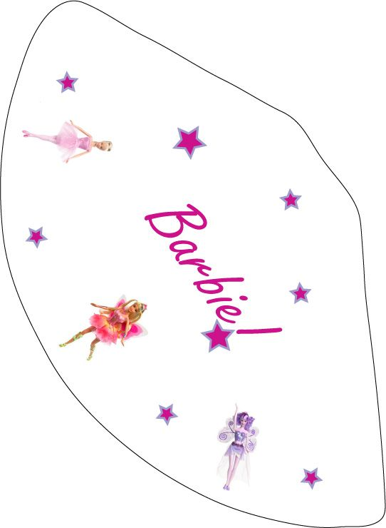 Barbie Party Hat Party Hats Free Printable And A Lot Of