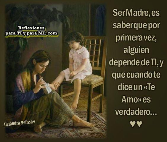* Ser Madre...: