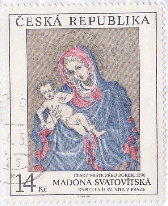 REPUBLIQUE TCHEQUE - stamp