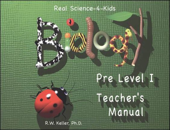 Biology Pre-Level I - Teacher Manual