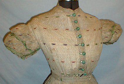 Orriginal short sleeve teen sheer dress