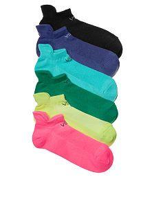 6-Pack Mesh Sport Socks