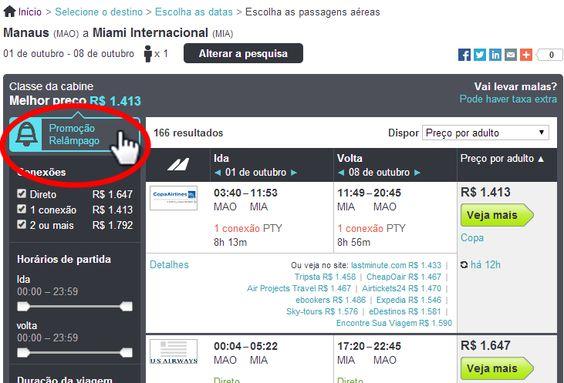 Saiba como usar os Alertas de Preços do Skyscanner | Skyscanner