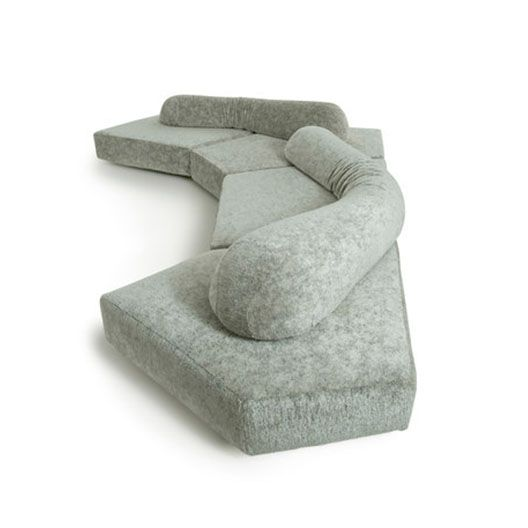 Officio mond nos presenta su mobiliario de alta gama edra - Sofas alta gama ...