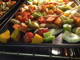 Fall is the perfect time to try your hand at roasted veggies.