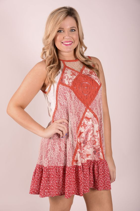 Southern Way Of Life (Sizes 4-12) - Rust - RD429RU