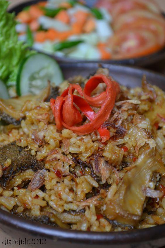 Nasi goreng and Kitchens on Pinterest