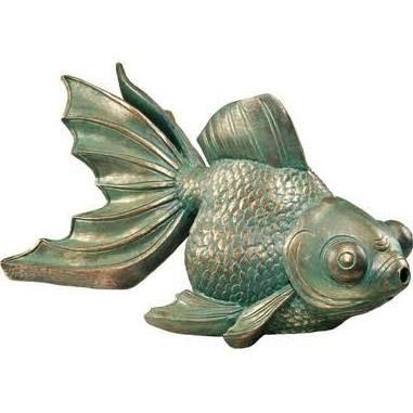 koi pond sculpture - Google Search