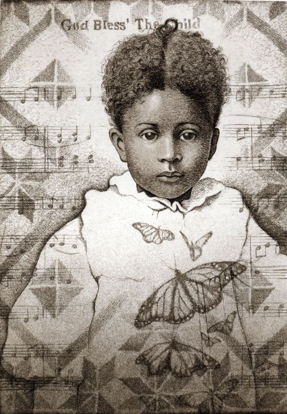 ☆ God Bless the Child :¦: Artist Keith Mallett ☆:
