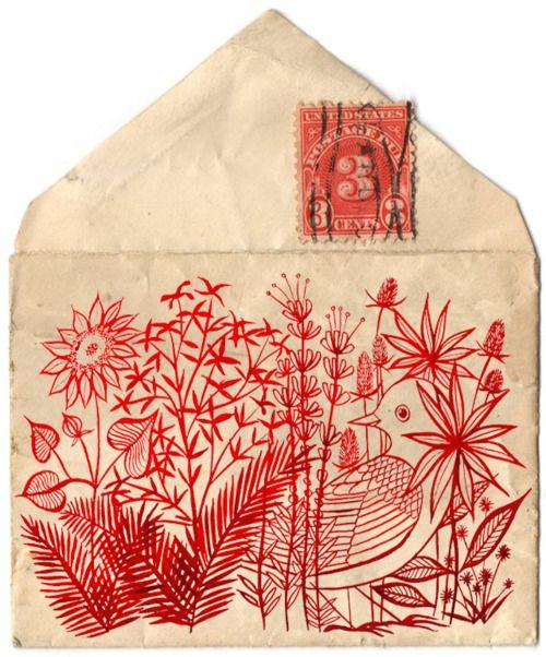 beautiful embroidery via batixa