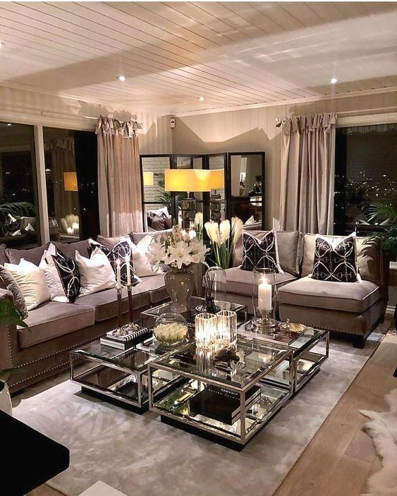 45 Classic And Comfortable Living Room Decoration Ideas Page 2 Of 45 Fancy Living Rooms Small Living Room Decor Comfortable Living Room Decor
