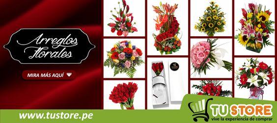 Nuestro slide de arreglos florales