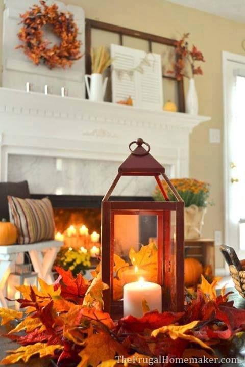 """Vestire d'autunno la casa Shabby…… Le nostre case vivono assieme a noi e come noi sono sensibili ai cambiamenti, le stagioni ne sono un esempio, non possiamo certo lasciare una casa che abbiamo adattato ai colori e alla vivacità dell'estate, in balia della stagione """"sorniona"""" autunnale che è appena entrata, dobbiamo operare dei cambiamenti e ... Leggi ancora"""