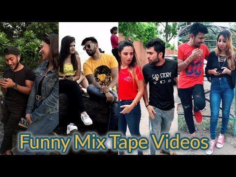 Best Tiktok And Vigo Comedy Video Tik Tok Mix Tape Videos Compilation Romantic Cou Mixtape Romantic Couples Couple Goals