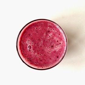 Food Pusher: Grape Juicy Smoothie
