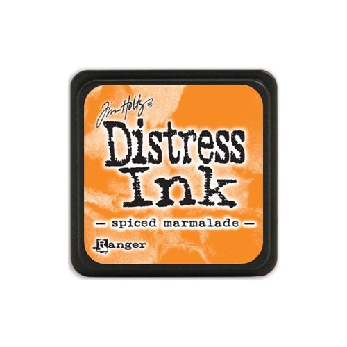 Tim Holtz Distress Mini Ink Pad SPICED MARMALADE Ranger