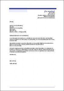 Modelo Carta Solicitud De Ayuda Modelo Carta Carta De Solicitud Ejemplo De Carta