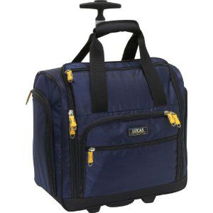 Cabin bag the o 39 jays and bags on pinterest for Best cabin luggage