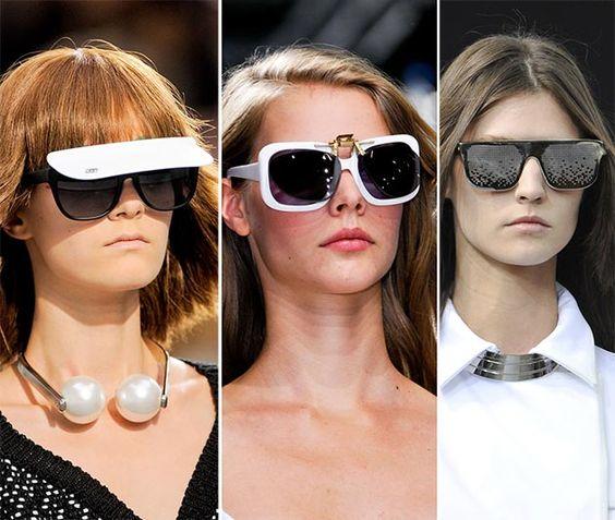 Spring/ Summer 2014 Eyewear Trends: Diversified Styles of Sunglasses
