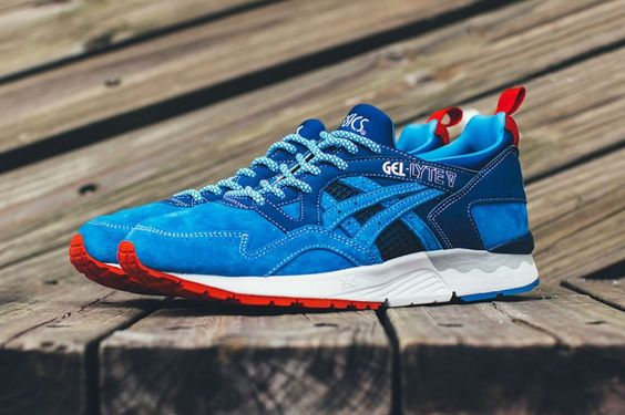 "A Closer Look at the mita sneakers x ASICS Tiger GEL-Lyte V ""Trico"""