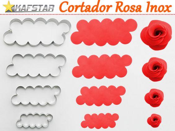 Rosa Easiest Rose Inox
