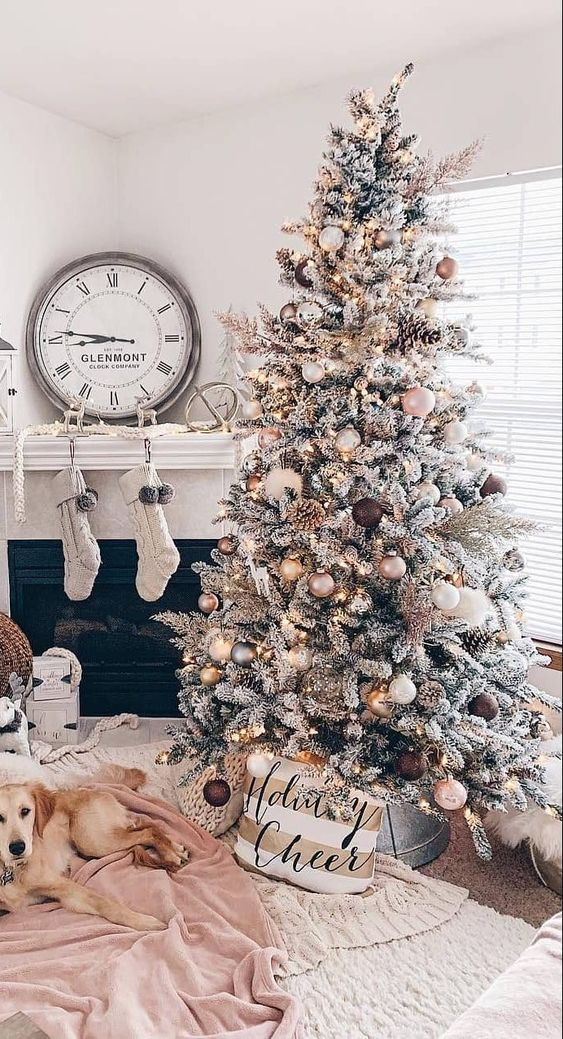 40 AWESOME CHRISTMAS TREE Decoration Ideas for New Year 2019 Part 5; christmas tree ideas; christmas tree decorations; christmas tree themes #christmastree #christmasdecorations #christmasdecor #christmascrafts #xmastreedecorations #decoraciónnavideña #navidad #natal #decoraçãodenatal #decoracionnavidad