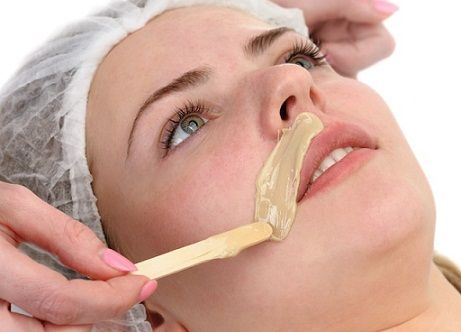 Remove facial har at home permanently: