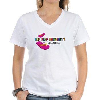 Flip Flop University Solemates T-Shirt