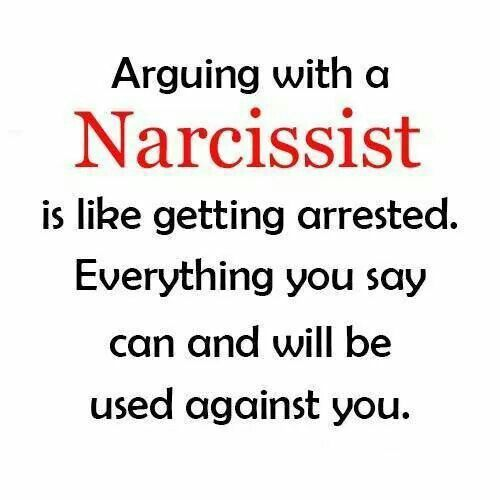 """True! A recovery from narcissistic sociopath relationship abuse."" I agree!"