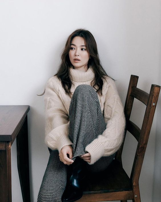 Song Hye Kyo received a upcoming project.